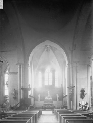 Ancienne abbaye Notre-Dame - Eglise, choeur
