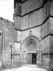 Eglise Saint-Jean-Baptiste - Portail nord
