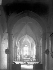Eglise Saint-Jean-Baptiste - Choeur