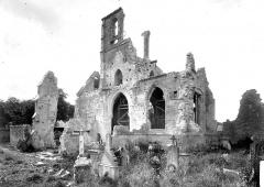 Eglise - Côté nord-est