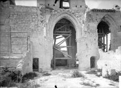 Eglise - Transept