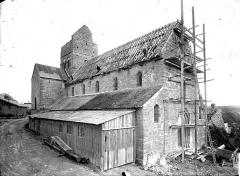 Eglise Saint-Laurent - Ensemble nord-ouest