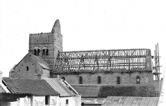 Eglise Saint-Laurent - Ensemble nord