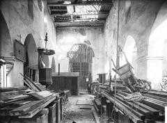 Eglise Saint-Laurent - Nef