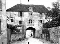 Porte Saint-Pierre - Intérieur