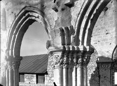 Eglise Notre-Dame - Chapiteaux
