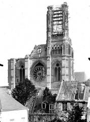 Cathédrale Saint-Gervais et Saint-Protais - Ensemble ouest