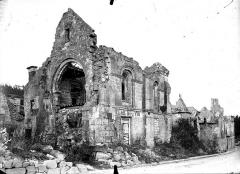 Ancien Prieuré de Saint-Ouen - Chapelle, ensemble