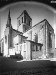 Eglise Saint-Laurent - Ensemble sud-est