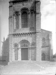 Eglise Saint-Laurent - Façade ouest