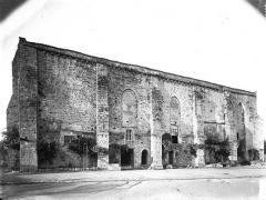 Ancienne chapelle des Cordeliers - Ensemble sud