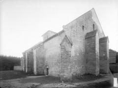 Eglise Saint-Maixent - Ensemble nord-ouest