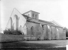 Eglise Saint-Maixent - Ensemble nord-est
