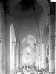 Eglise Saint-Maixent - Transept