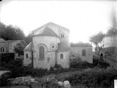 Eglise Saint-Généroux - Ensemble est