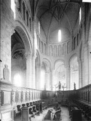 Ancienne abbaye Saint-Jouin - Choeur