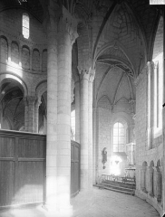 Ancienne abbaye Saint-Jouin - Déambulatoire