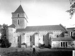 Eglise Sainte-Soline - Ensemble sud