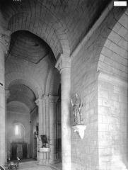 Eglise Saint-Junien de Vaussais - Transept