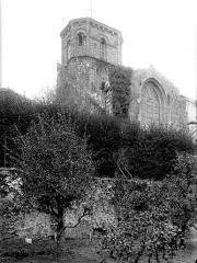 Eglise Saint-Saturnin - Clocher, côté sud