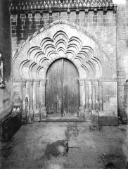 Eglise Saint-Médard - Portail nord