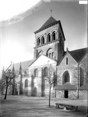 Eglise Saint-Laon - Façade sud