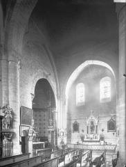 Eglise Saint-Laon - Clocher, travée