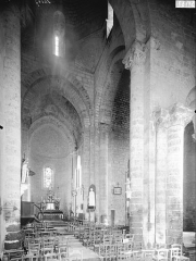 Eglise Saint-Maixent de Verrines - Croisée et choeur