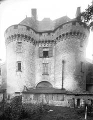 Château de Barbezieux - Ensemble au nord