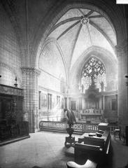 Ancienne église paroissiale Saint-Nicolas - Choeur
