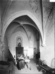 Eglise Saint-Barthélémy - Chapelle seigneuriale