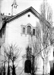Eglise Saint-Nicolas-de-Myre - Façade