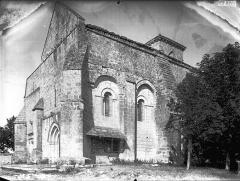 Eglise Sainte-Lheurine - Ensemble sud-ouest