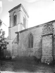 Eglise Sainte-Lheurine - Clocher