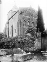 Eglise Saint-Palais - Ensemble nord-ouest
