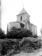 Eglise Saint-Palais - Ensemble nord-est