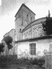 Eglise Saint-Sylvain - Côté sud-est