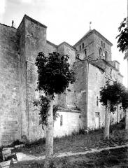 Eglise Saint-Sylvain - Côté sud-ouest