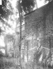 Eglise Saint-Sylvain - Côté nord