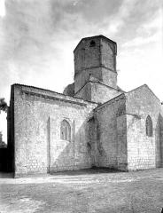 Eglise Saint-Sulpice - Côté sud