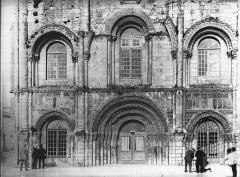 Eglise Sainte-Marie-aux-Dames - Façade ouest