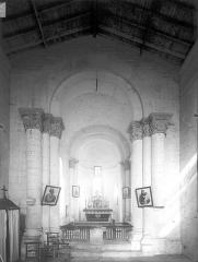 Eglise Notre-Dame de Salles - Choeur