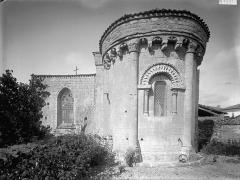 Eglise Notre-Dame de Salles - Abside