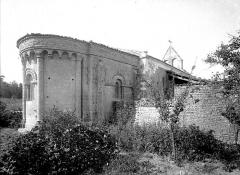 Eglise Notre-Dame de Salles - Ensemble nord-est