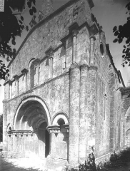Eglise Saint-Grégoire£ - Angle sud-ouest
