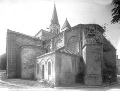 Eglise Saint-Grégoire£ - Ensemble sud-est