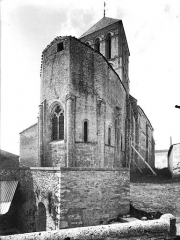 Eglise Saint-Vivien - Ensemble est
