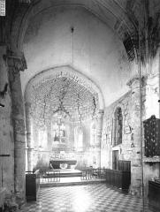 Eglise Saint-Vivien - Choeur