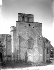 Eglise Saint-Germain - Abside et transept, au sud