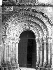 Eglise Saint-Germain - Portail sud